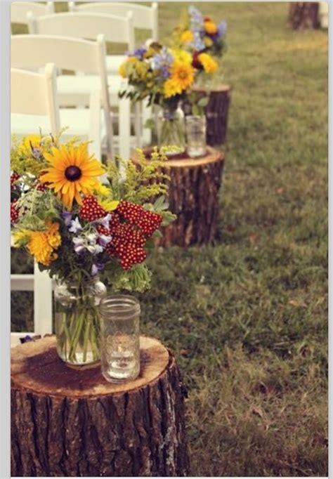 Outdoor Wedding Decorations Ideas And Inspiration Cragun