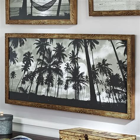 black  white surf prints wall prints pottery barn teen