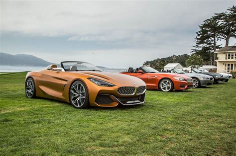 Bmw Concept Z4 First Look