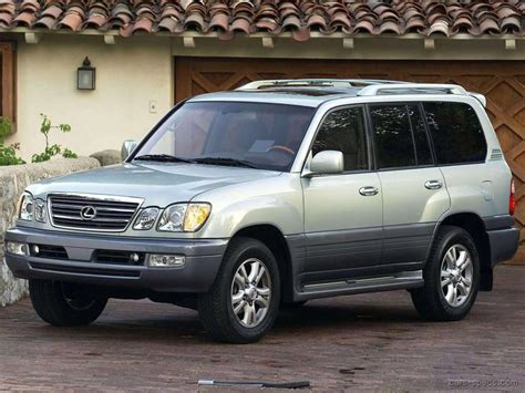 lexus suv 2003 2001 lexus lx 470 suv specifications pictures prices