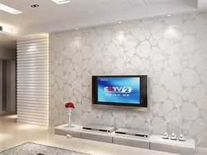 Wallpaper Design For Living Room Wall Art