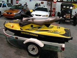 Rv Parts 1998 Seadoo Xp Limited Jet Ski By Bombardier