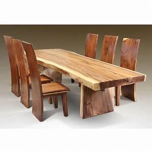 Table Bois Exotique : meubles teck exotiques ambiance du monde ambiance du monde ~ Farleysfitness.com Idées de Décoration