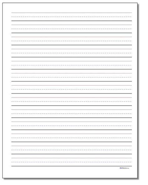 httpswwwdadsworksheetscom handwriting paper writing