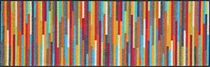 Schmutzfangmatte Wash Dry : wash dry k chenl ufer mikado stripes kaufen mattenkiste ~ Whattoseeinmadrid.com Haus und Dekorationen