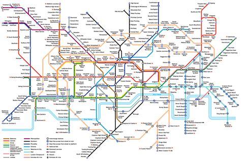 london underground traveller information visitlondoncom
