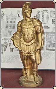 Roman Centurion Statue