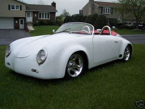 porsche speedster replica porsche 356 speedster replica picture 15 reviews news