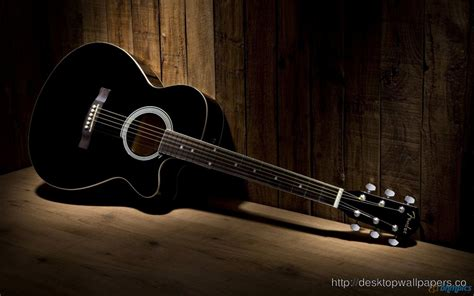 Acoustic Guitar Wallpaper High Resolution Guitar Black And White Background Desktop Wallpapers Free Downloaddesktop Wallpapers Free Download