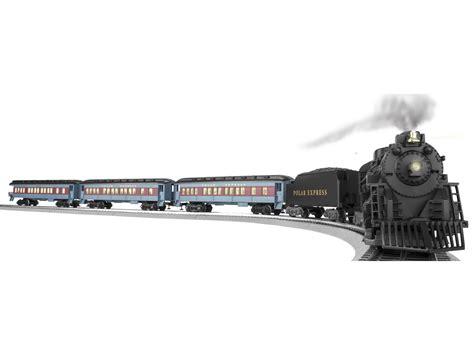 polar express train set 3 rail