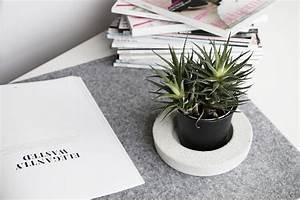 Beton Schleifen Schleifpapier : h bsche deko aus beton f r die heimischen r ume familien ~ Watch28wear.com Haus und Dekorationen