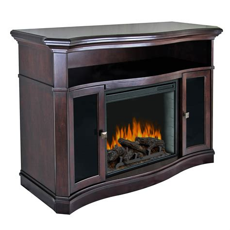 Pleasant Hearth Wheaton Ventless Electric Fireplace And