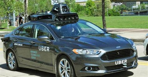 Uber To Start Testing Self-driving Car In Pittsburgh