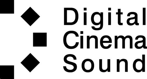 Digital Cinema Sound Free Vector In Encapsulated