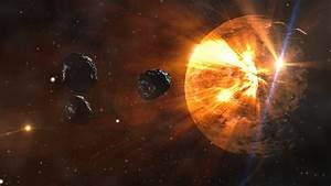 New Traces Of Giant Asteroid that Hit Earth 3.5 Billion ...