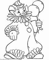 Coloring Printable Halloween Clown Happy Clipart Cat Costumes Cartoon Cliparts Siamese Colouring Sheets Creepy Omega Alpha Worksheets Printing Popular Raisingourkids sketch template