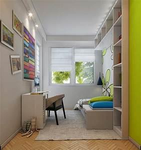 Kleine Kinderzimmer Gestalten : einen ort f r r ckzug im jugendzimmer gestalten 95 ideen ~ Sanjose-hotels-ca.com Haus und Dekorationen