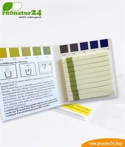 Ph Teststreifen Kaufen : 99 teststreifen zur kontrolle des ph wertes zwischen 5 2 und 7 6 pronatur24 shop ~ Orissabook.com Haus und Dekorationen