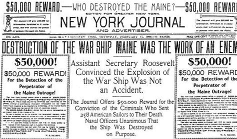 sinking of the uss maine primary sources loex 2017 teaching popular source evaluation in an era of