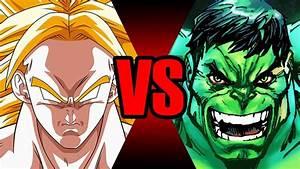 Lssj Broly Vs Hulk | Anime Amino