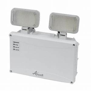 10 Watt Self Test Ip65 Led Non Maintained Emergency