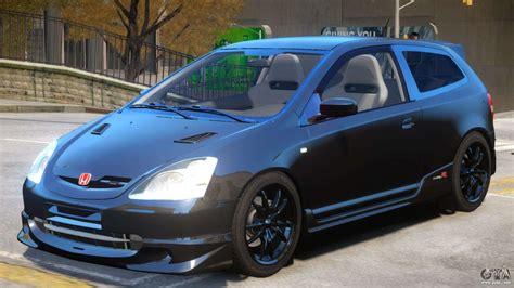 Honda Civic Custom for GTA 4