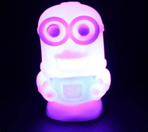 Led Night Light For Children Anime Despicable Me Doll