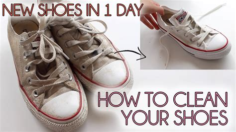 Make Your Ugly Sneakers New One After One Wash