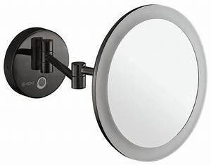 Kosmetikspiegel 5 Fach : kosmetikspiegel mit 5 fach vergr erung rund im h fele ~ Watch28wear.com Haus und Dekorationen