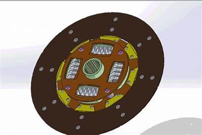 Clutch Works Flywheel Vibration Operation Engine Torque