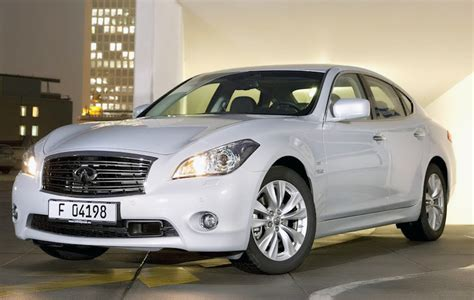 2012 Infiniti M35h to Have a New Facelift   machinespider.com