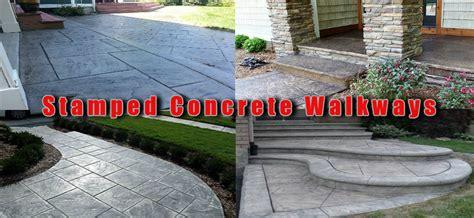 decorative sidewalk ideas sted concrete nh ma me decorative patio pool deck walkwaynh sted concrete walkway ideas ma