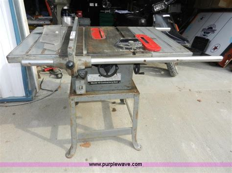 rockwell model 9 table saw rockwell table saw crowdbuild for