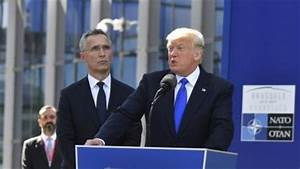 Donald Trump tells Nato leaders: Spend more on defence to ...