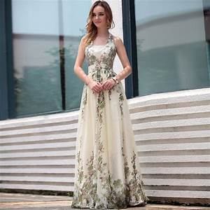 A line boho wedding dress with floral accent sang maestro for A line boho wedding dress