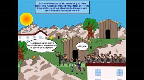Un Resumen De La Independencia De Mexico by La Guerra De Independencia De M 233 Xico