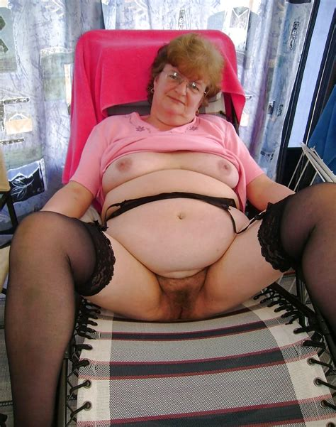 Naked Women With Glasses 1 Older Women Special 20