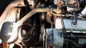 Smog Pump Removal For Corvette