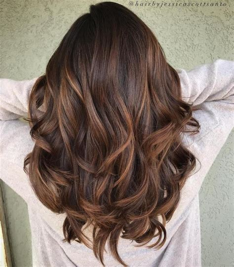 light brown balayage  thick hair hair  beauty