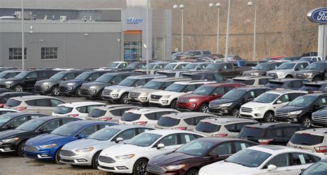 Auto Sales Expected To Match Last Year's Record, But May
