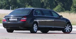 Mercedes Classe S Limousine : spy shots facelifted mercedes benz s class limousine ~ Melissatoandfro.com Idées de Décoration