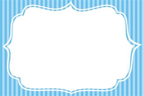 rayas azul y celeste imprimibles de primera comuni 243 n e invitaciones para imprimir gratis oh