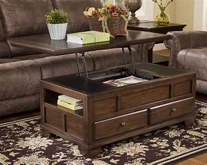Dark wood coffee table chest with sliding top for Dark wood trunk coffee table