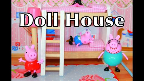 kidkraft dollhouse  peppa pig mlp lps shopkins barbie