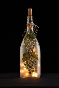 19 Of The World's Most Beautiful Wine Bottle Crafts home ...