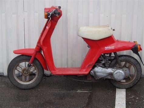 Classic 1983 Honda Np 50 D Mini Molody 50cc Moped Scooter
