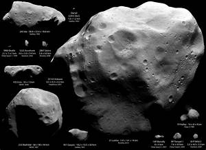 APOD: 2010 July 26 - Lutetia: The Largest Asteroid Yet Visited