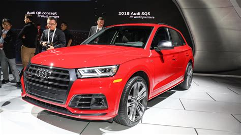 2018 Audi Sq5 Detroit 2017 Photo Gallery