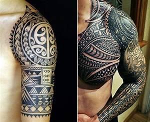 Tatouage Tribal Maorie : tatouage maori ~ Melissatoandfro.com Idées de Décoration