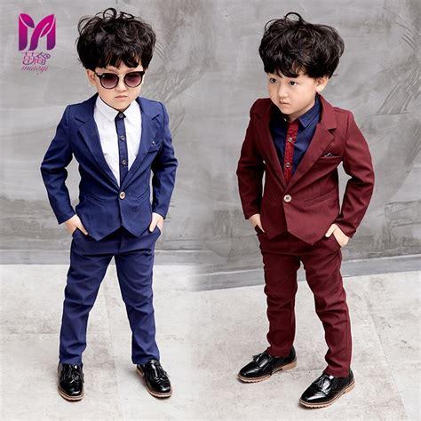 boy dress fashion  cost effective suit wedding